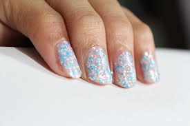 special effects sprinkles nail polish