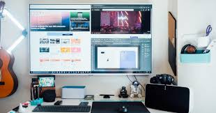 how to use a 4k tv as your pc monitor and why you should