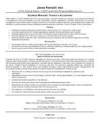 Template Accountant Resume Examples Samples Accounting Template Free