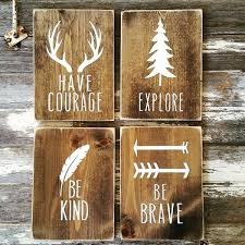 50 wooden wall decor art finds to help you add rustic beauty to