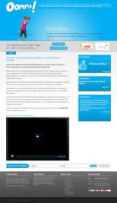 Web Design Whitby Oomph By Betton Design Betton Design Websites Portfolio