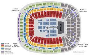 Houston Reliant Stadium Seating Chart 11 Bright Nrg Rodeo Seating
