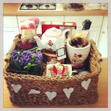 diy hampers afternoon tea and scones hamper made for my mother and an  attempt at homemade . diy hampers ...