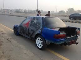 pakistanis are mad when it comes to weight reduction for street