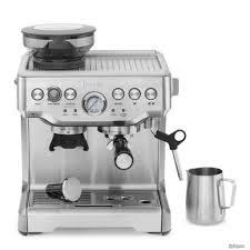máy pha cafe breville nhập khẩu like new dành cho quán nhỏ..