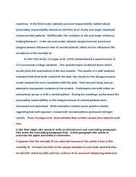 literature review example apa writing from within intro students book samples of literature