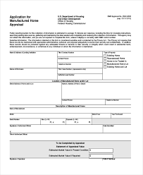 Simple Appraisal Form Inspiration Sample Home Appraisal Form 48 Free Documents In PDF