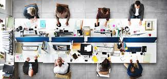 Office designer Minimal How Open Plan Offices Increase Productivity And Creativity In The Workplace Youtube Melbourne Interior Designer How Open Plan Offices Increase