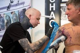 репортаж с фестиваля белорусской татуировки
