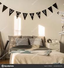 Schönes Schlafzimmer Süße Träume Stockfoto Photographeeeu