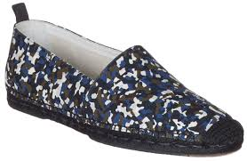 Fendi Size Chart Shoes Fendi Mens Camouflage Granite Print Espadrilles Loafers Flats Shoes