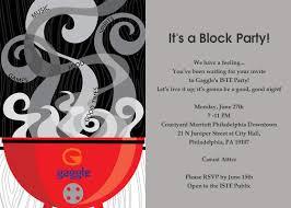 Neighborhood Party Invitation Wording Block Party Invitation Wording Street Party Invitation Template