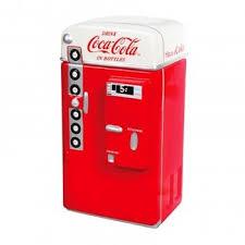 Coca Cola Vending Machine Stunning Gibson Coca Cola Vending Machine Cookie Jar Lid Walmart