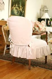 wood arm chair slipcover