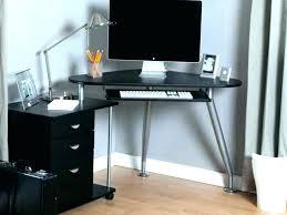 bestar hampton corner desk corner computer desk desks corner computer desk home office workstation brown black