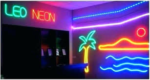 Neon lighting for home House Neon Lights For Rooms Neon Lights For Bedroom Neon Lighting For Home Neon Lights Bedroom Cool Lighting Shine Neon Lights For Rooms Hauslistco