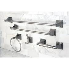 Free Standing Bathroom Accessories Home Decor Polished Nickel Bath Accessories Contemporary