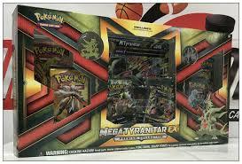 Pokémon TCG: Mega Tyranitar-EX Premium Collection Box 820650802966