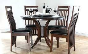 full size of dark wood dining table and 4 chairs legs best for steel with glass