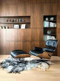 replica eames lounge chair and ottoman black. replica eames style lounge chair and ottoman charles parts black