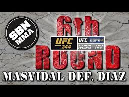 Ufc 244 Seating Chart Reebok Payouts For Ufc 244 Nate Diaz And Jorge Masvidal