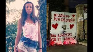 Desiree Mariottini condannati in quattro: due ergastoli
