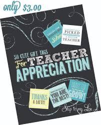 Teacher Appreciation sayings Skip To My Lou