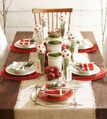 Christmas Table Setting Ideas Fascinating Beautiful Christmas Wedding Table  Setting Ideas 29