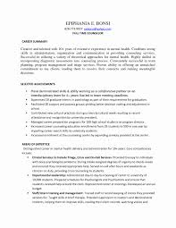 Mental Health Counselor Job Description Human Services Cover Letters Lovely Fresh Mental Health Counselor 1