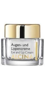 ALCINA <b>Ухаживающий крем для</b> глаз и губ | Интернет-магазин ...