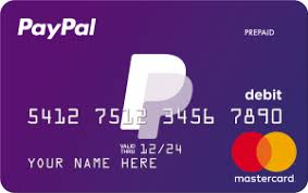 Look for your sim / iccid number on the: Paypal Prepaid Mastercard Paypal Prepaid