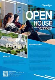 Free Real Estate Flyer Psd Templates By Elegantflyer