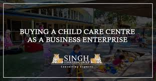 Buying A Childcare Centre As A Business Enterprise
