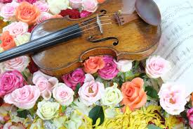 Image result for spring and music