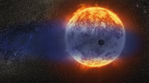 Distance Between Sun And Neptune In Light Years In Search Of Missing Worlds Hubble Finds A Fast Evaporating