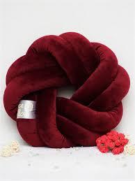 """<b>Декоративная подушка</b> узловая <b>Premium</b> Soft """"Star"""" Nice <b>Pillow</b> ..."""