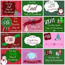 Total Number Of Gifts In 12 Days Of Christmas  Christmas Gift IdeasGifts In 12 Days Of Christmas