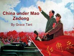 under mao zedong jpg cb   under mao zedong by grace tant