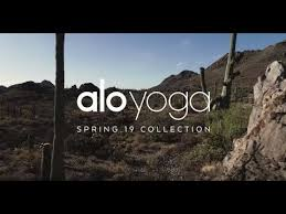 <b>Spring 2019</b> Collection Video | Alo <b>Yoga</b>