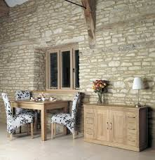 baumhaus mobel solid oak extra. Mobel Oak Six Drawer Sideboard-5227 Baumhaus Solid Extra