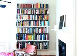 hung bookcase wall long shelves for mounted decoration white bookshelves bookcases cube