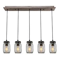 Kitchen island lighting fixtures Nepinetwork Lnc A02983 Adjustable Mason Jar Kitchen Island Lighting Multipendant Chandelier Wood Canopy Brown Amazoncom Amazoncom Lnc A02983 Adjustable Mason Jar Kitchen Island Lighting Multi