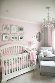 Nice Sample Baby Girl Nursery Room Ideas White Color Decorating Room  Perfect Ideas Chandelier Drawers Elegant