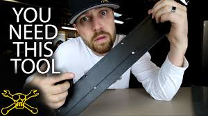 You Need This Tool Episode 17 Sheet Metal Folding Tool Youtube