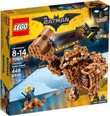 Đồ chơi lắp ráp LEGO Batman Movie 70904 - Batman đại chiến Clayface (LEGO  70904 Clayface Splat