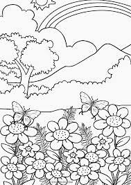 nature coloring books