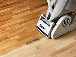 how to sand a wood floor
