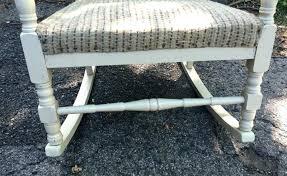 rocking chair made of baseball bats tandblekningme beauty within