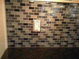Tile Backsplash Kitchen Top Kitchen Backsplash Glass Tile Glass Mosaic Tile Backsplash