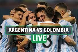 Argentina vs Colombia LIVE: Copa ...